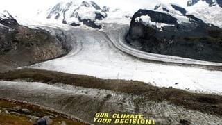 Wider das «Verschwinden der Gletscher»