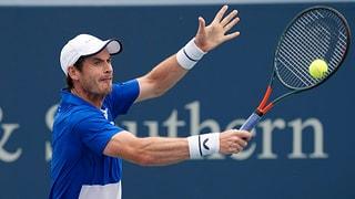 Murray verliert bei Comeback – kein Einzel-Start an US Open