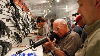 Obama plant strengere Waffengesetze