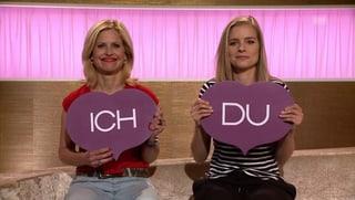 Sabine Dahinden und Katharina Locher