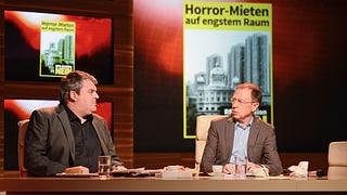 Video «Mit Talkgast Herbert Elkuch und Dodo Hug auf der Bühne» abspielen