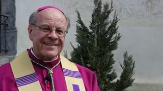 Suandar Vitus Huonder duai in administratur apostolic