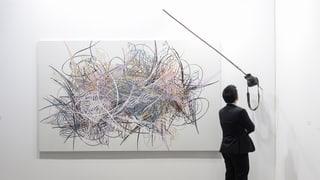 Art Basel Hongkong: die Kasse entscheidet, was gute Kunst ist