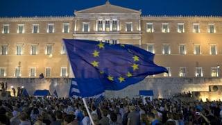 Die Griechen zwischen Wut und Erleichterung