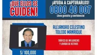 Peru fahndet nach seinem Ex-Präsidenten