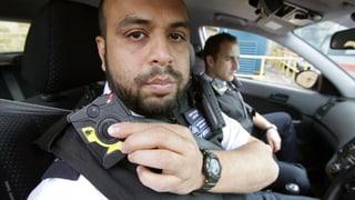 Viele offene Fragen beim Bodycam-Einsatz
