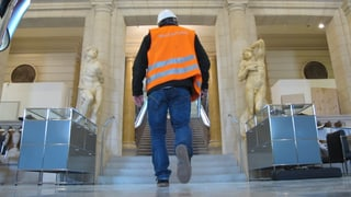 Kunstmuseum Solothurn: Zwischen Bauarbeitern und Künstlern
