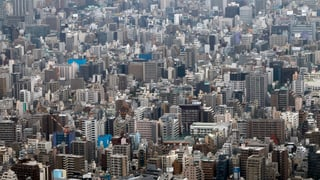 2050 werden fast alle Menschen in Städten leben