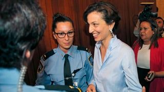 Audrey Azoulay ist neue Unesco-Generaldirektorin
