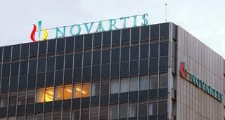 Deutlicher Gewinnanstieg bei Novartis