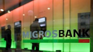 Migros Bank zieht Kundengelder an
