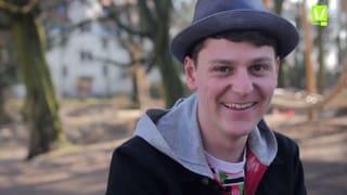 Marco Gurtner: Rampensau und Slampoet aus dem Berner Oberland