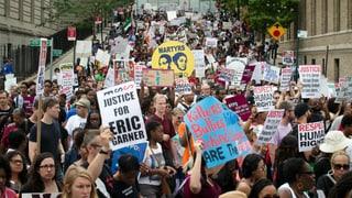 Fast Sechs Millionen für Familie von Eric Garner