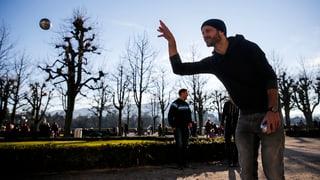 Pétanque – il gieu cun las 3 cullas (Artitgel cuntegn audio)