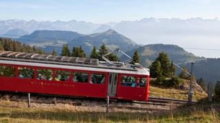 Historischer Rekord für Rigi Bahnen