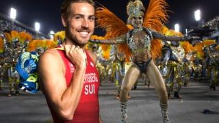 Triathlet Andrea Salvisberg: Schwimmen, strampeln, Samba tanzen