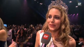 Irina De Giorgi ist die neue Miss Earth Schweiz