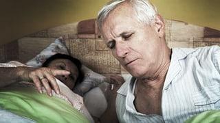 Schlafstörungen im Alter sind oft hausgemacht