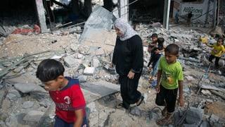 Gouverneur von Gaza: «Die Menschen leiden immer noch»