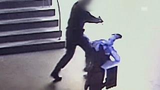 Luzerner Polizist wegen Körperverletzung verurteilt