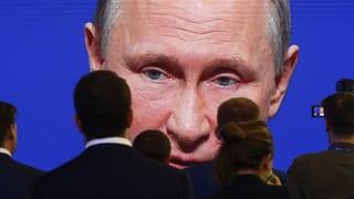 Putin sagt, er habe die US-Wahlen nicht manipuliert. Hier lesen Sie mehr darüber.