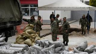 Rekordverdächtige Evakuierungsaktion in Griechenland