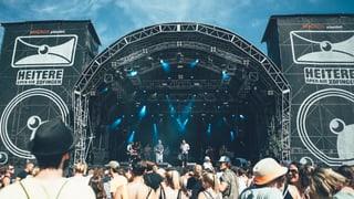 Heitere zäme: Diese Bands übertragen wir im Livestream
