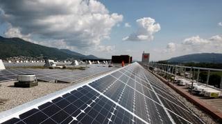Vergütung für Solarstrom soll sinken