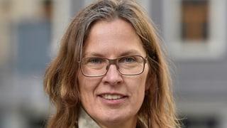 Ingrid Jacober will für mehr Grün in den Stadtrat