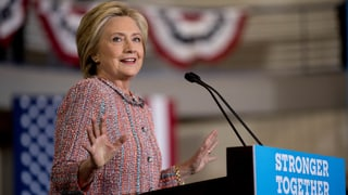 Hillary Clinton «is back»
