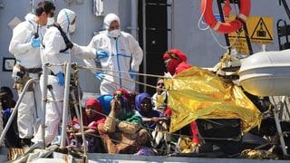 Juncker: «Nicht nur die Symptome der Flüchtlings-Krise bekämpfen»