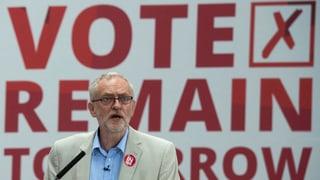 Machtkampf bei Labour