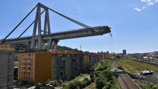 Regierung will Wiederaufbau in Genua selbst in die Hand nehmen