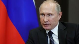 Putin unterzeichnet umstrittenes Agenten-Gesetz für Medien