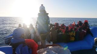 Italien lässt Rettungsschiff nicht anlegen