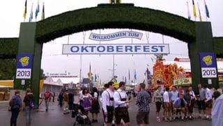 «O'zapft is!»: So ist das Oktoberfest in Zürich und München