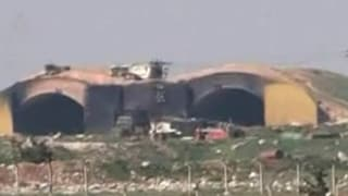 Schon 2017: USA drohen Assad wegen Chemiewaffeneinsatz