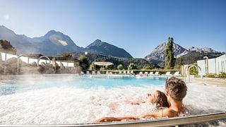 Mehr Touristen in Graubünden und der Ostschweiz