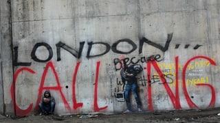 Cameron warnt: «Brexit» wird Flüchtlinge ins Land bringen