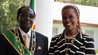 Mugabes Clan klammert sich an die Macht