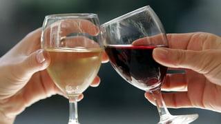 Rotwein macht müde, Weisswein wach – Stimmt das?