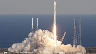 Nasa schiesst Satelliten «Tess» ins All