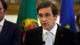 Portugals Regierung wollte illegal sparen
