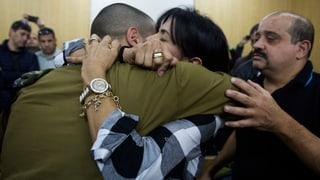 Israelischer Soldat wegen Totschlags verurteilt