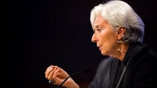 Hausdurchsuchung bei Christine Lagarde