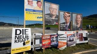 Wildes Plakatieren im Kanton Solothurn: ärgerlich oder erlaubt?