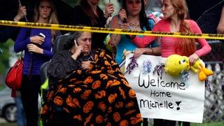 Opfer von Cleveland verlässt Klinik