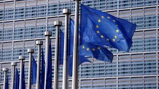 In Brüssel glaubt kaum noch jemand an ein Rahmenabkommen