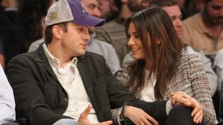 Ein Baby für Mila Kunis und Ashton Kutcher