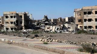 Nach dem Rückzug des IS: Geisterstädte im Irak